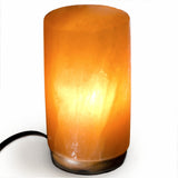 Natural Himalayan Cylinder Shape Salt Lamp