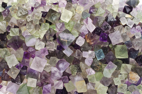 Fantasia Materials: 10 cts of Deep Amethyst Professional Sawn Facet Rough - 10-15 cts/pc- Raw Natural Crystals for Faceting, Cabbing, Cutting, Lapidary, Polishing, Wire Wrapping, Wicca & Reiki Healing