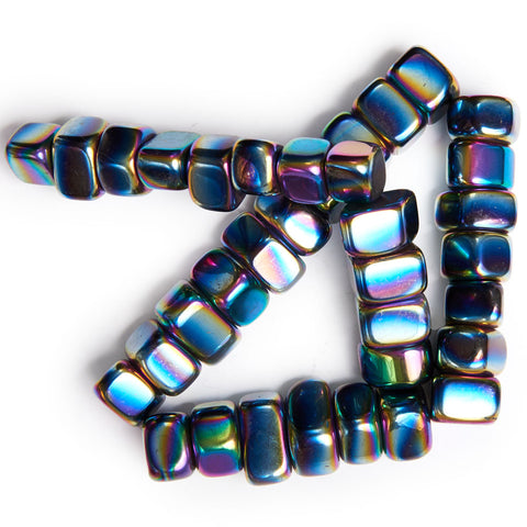 Rainbow Magnetic Hematite