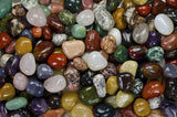 "Tumbled Assorted Indian Agate- ""AA"" Grade"