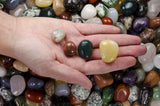 "Tumbled Assorted Indian Agate ""AA"" Grade Stones"