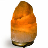 Natural Himalayan Salt Lamp - 2-3 kg avg. One Piece
