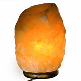 Natural Himalayan Salt Lamp - 5-7 kg avg.  Set of Two