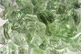 Prasiolite Green Amethyst Hobbiest Facet Rough - 20-35 cts/pc - Grade 4