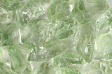 Prasiolite Green Amethyst Hobbiest Facet Rough - 20-35 cts/pc - Grade 5