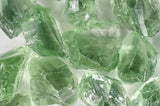 Prasiolite Green Amethyst Professional Facet Rough - 10-20 cts/pc - Grade 1
