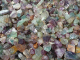 Rainbow Fluorite Mine Run Rough - China