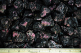 Rhodonite Mine Run Rough - Madagascar