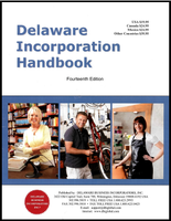 FREE Delaware Incorporation Handbook - Download your copy today. information on incorporating