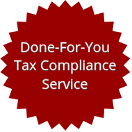 Done-For-You Tax Compliance Service