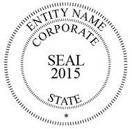 Electronic Digital Company Seal Order Form