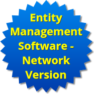 Entity Management Software - Network Version