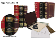 Post Regal Leather LLC Kit Order Form