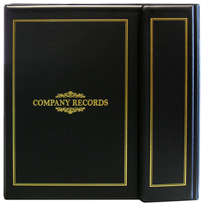 Slim Line Corporate Kit - Cover View - Delaware Business Incorporators, Inc.