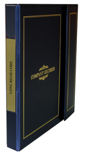 Slim Line Corporate Kit - Spine View - Delaware Business Incorporators, Inc.