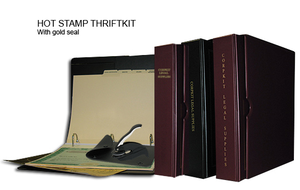 "Thriftkit ""Hot Stamp"" Corporate Kit - Delaware Business Incorporators, Inc."