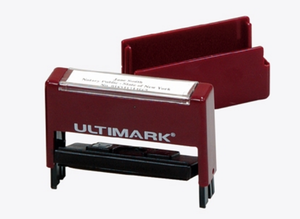 Compact Notary Stamp