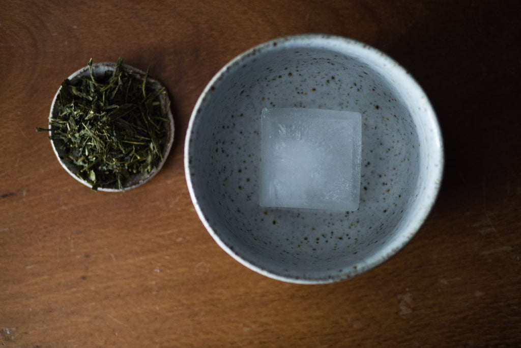 Australian sencha over ice recipe — Endeavour Tea