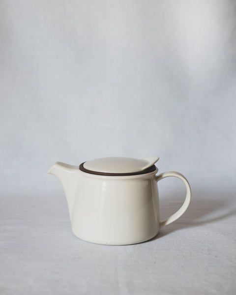 Brim porcelain teapot — 450ml