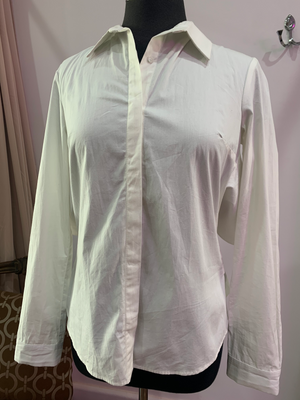 NICHOLAS SHIRT WITH BACK DETAIL