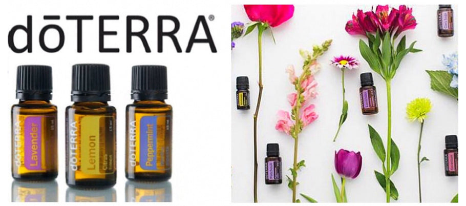 Essential Oil Make & Take Party Sunday, February 18th, 2:00 - 3:00 pm