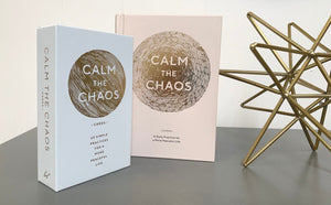 Calm the Chaos Card Set