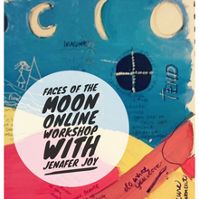 Faces of the Moon: Online Workshop