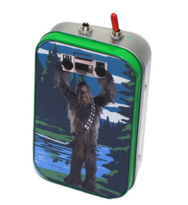 Star Wars Chewbacca Mint Tin Boombox