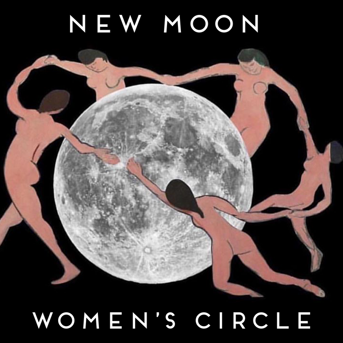 New Moon Women's Circle: Summer Solstice 6/11