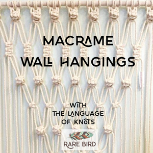 Mindful Macrame Wall Hanging 3/7