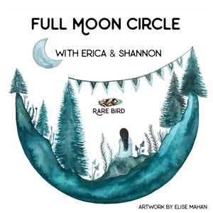 Full Moon Women's Circle 10/15