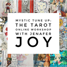 Mystic Tune Up ~ The Tarot: Online Workshop
