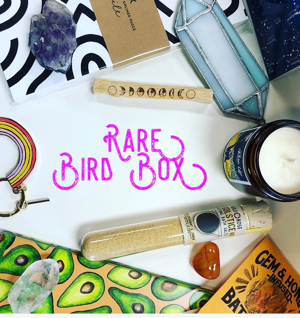 Rare Bird Box Subscription