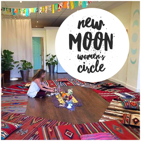 New Moon Women's Circle 9/18