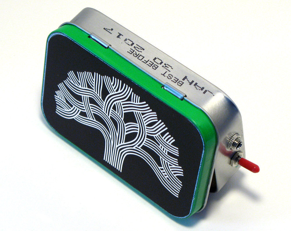 Oakland Oak Tree Mint Tin Boombox