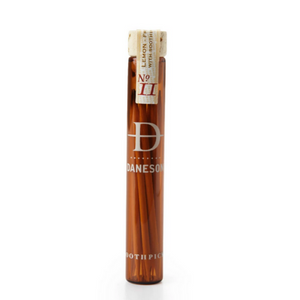 Daneson Naturally Flavored Toothpicks - Lemmon No. 11