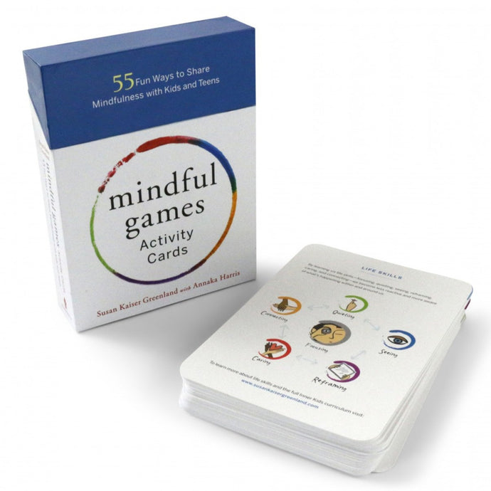 Mindful Games Children's Activity Cards