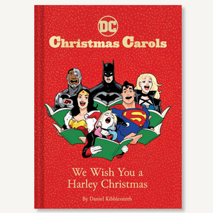 DC Christmas Carols Book