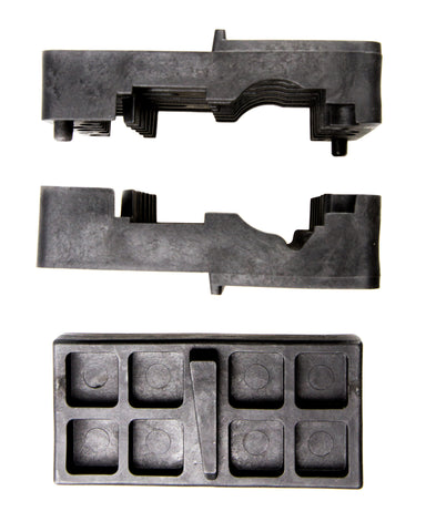 AR15 Upper & Lower Receiver Vise Block Combo