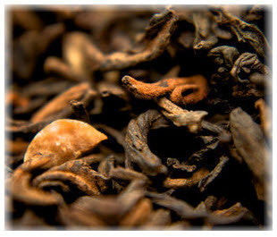 BUTTERSCOTCH TOFFEE PU-ERH TEA - Umami Tea