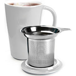 Certified International - Infuser Tea Mug - Umami Tea
