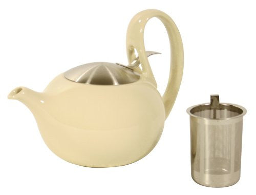 Chantal Jasmine Teapot with Stainless Steel Lid - Umami Tea