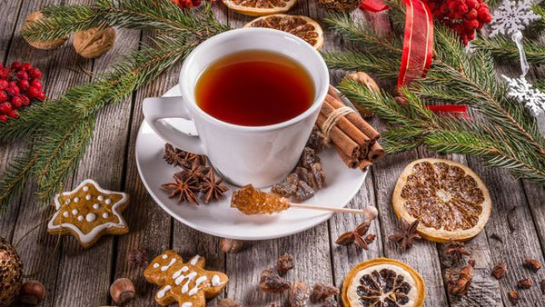 Holiday Exotic Tea Sampler