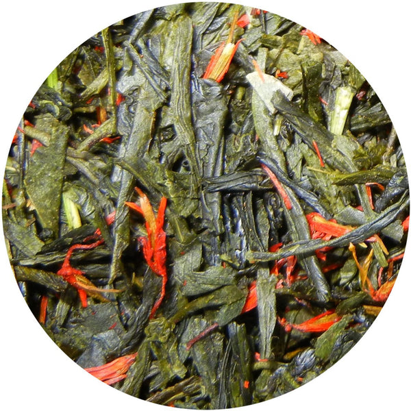 Citrus Berry Sencha Green Tea