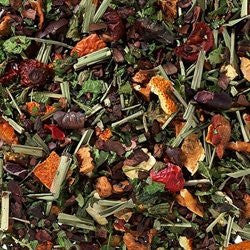 Cocoa Orange Herbal Tea