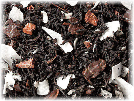 COCONUT MOCHA DECADENCE BLACK TEA - Umami Tea