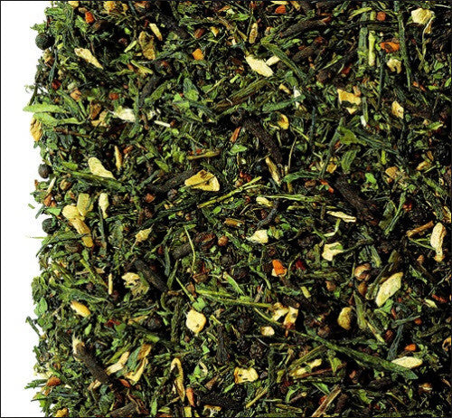 Emerald Chai Green Tea - Umami Tea