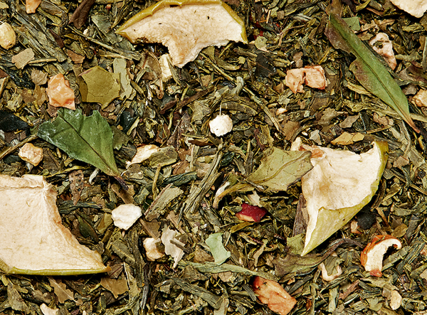 Ginger Gold Green & White Tea - Umami Tea