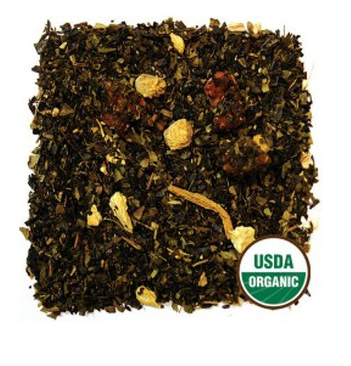 Spring Rejuvenation Green Tea Organic - Umami Tea