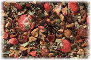 Ginger's Treasure Herbal Tea Infusion